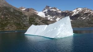 気候変動 氷河