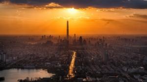 未来 世界 都市